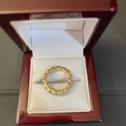 Diamond eternity band 3.75
