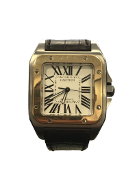 Men's Cartier Santos Wristwatch