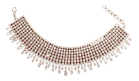 Magnificent Bulgari Diamond Choker Necklace