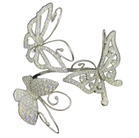 Van Cleef & Arpels 'Flying Butterfly' Bracelet