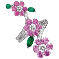 Van Cleef & Arpels Flower Ring