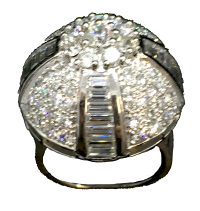 Sterle Diamond Ring