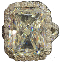 Fabulous 10 Carat Ring